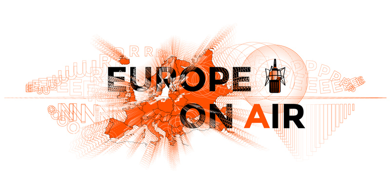 illustration pour Europe on Air / Micro-sillons
