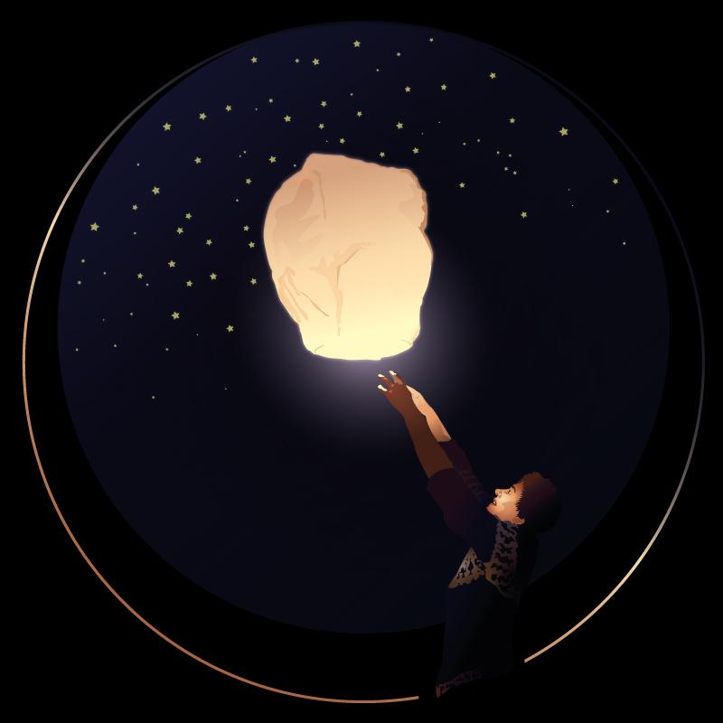La lanterne de Jo