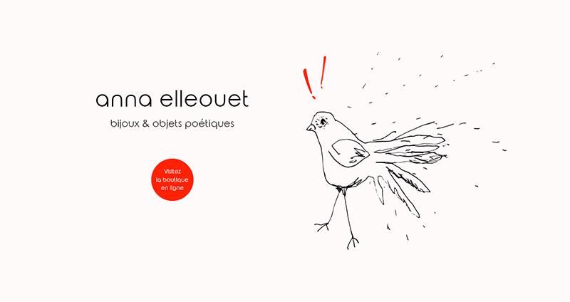 Manou B. web design